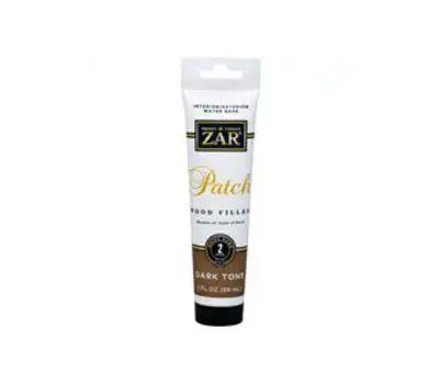 UGL 30441 Zar Wood Patch, Solid, Amine, Dark Tone, 3 Ounce
