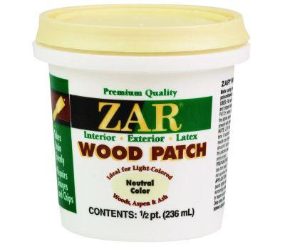 UGL 30906 Zar 1/2Pint Wood Patch
