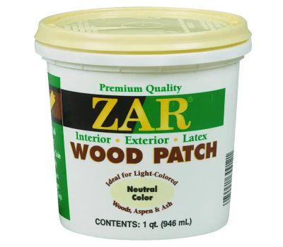 UGL 30912 Zar Qt Wood Patch