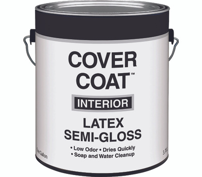 Valspar 456 Cover Coat Contractor Interior Special Antique White Gallon