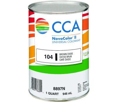Valspar 8897N Novocolor II I - Brown Universal Colorant Quart