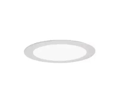 Halo HLB6099FS1EMWR Hlb6 Series Downlight, 16 W, 120 V, 1-Lamp, Led Lamp, Aluminum, White