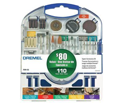 Dremel 709-02 145 Piece Super Accessory Kit
