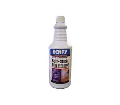 WW Henry 12054 336 Floor Primer and Latex Liquid Additive, 1 Qt, Milky White, Liquid