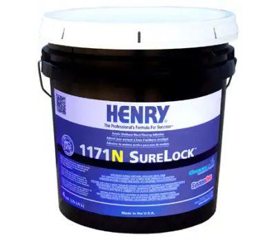 WW Henry 12236 Wood Floor Adhesive 4 Gal