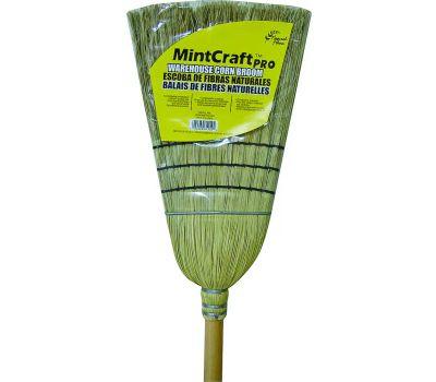 Simple Spaces 502 Broom Whse Crn/Sotl Fiber Hvyd