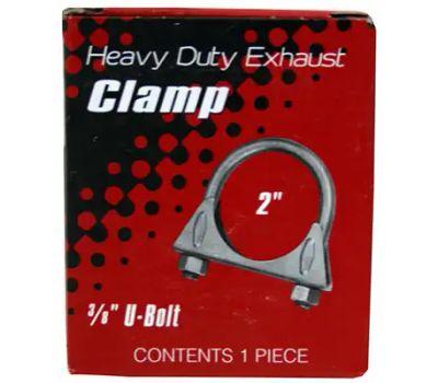ROL MA517200 Heavy Duty Muffler Clamp 2 Inch