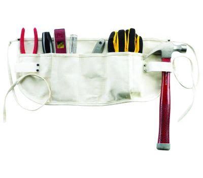 Custom Leathercraft C12 5 Pocket Canvas Carpenter Apron