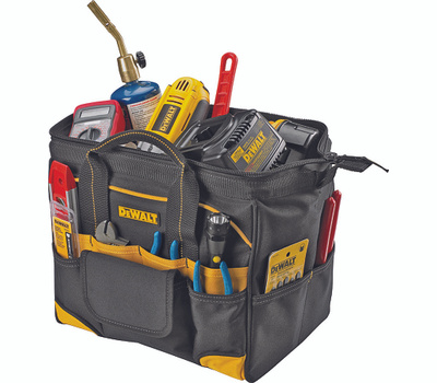 Custom Leathercraft DG5542 DeWalt Tradesman Tool Bag 12 Inch