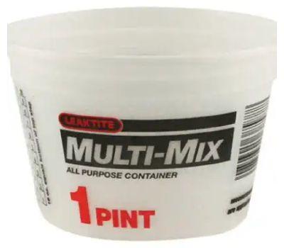 Leaktite 1M3 Pint Multi Mix Container