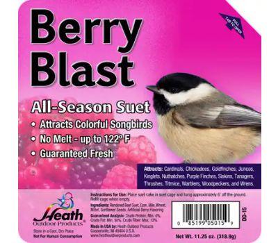 Heath DD-15 Wild Berry Blend Suet
