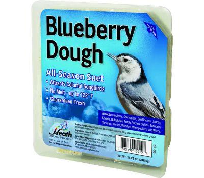 Heath DD-19 Seed Dough Suet Cake Blueberry