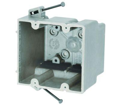 Allied Moulded 2300-NK Fiberglassbox Nailon Fiberglass Double Box