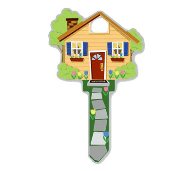 Lucky Line B105K Key Blank Home Kwikset