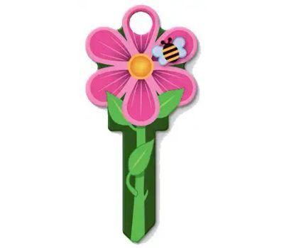 Lucky Line B106K Key Blank Flower Kwikset