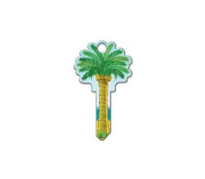 Lucky Line B112S Key Blank Palm Tree Schlage