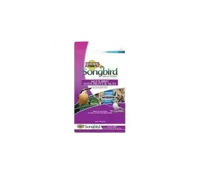 Global Harvest 11980 Songbird Selections Wild Bird Food, 15 Pound