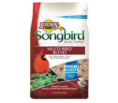 Global Harvest 11985 6 Pound Multi Bird Blend