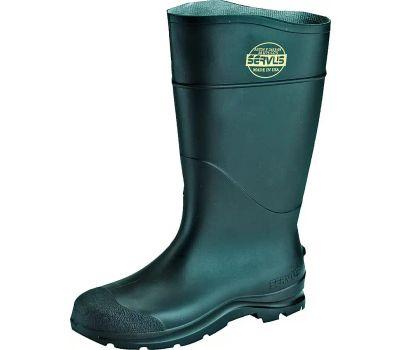 Honeywell Safety 18821-9 Servus Size 9 Black Steel Toe Boot 16 Inch