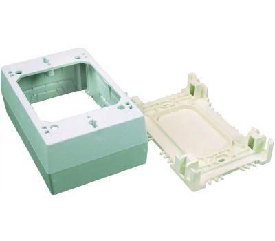 Wiremold C53 Datacom Box Cordmate 11 White