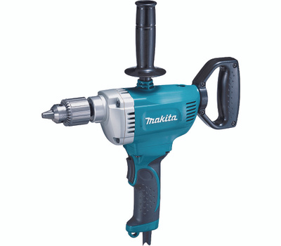 Makita DS4011 Electric Drill, 120 V, 1/2 in Steel, 1-1/2 in Wood Drilling, 1/2 in Chuck, Keyed Chuck
