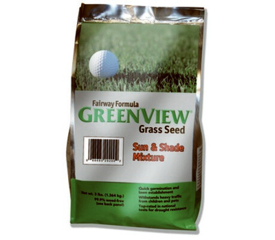 Lebanon Seaboard 28-29333 Turfmaster 28-08550 Grass Seed, 3 Pound Bag