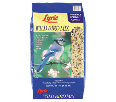 Lebanon Seaboard 2646824 Lyric 20 Pound Wild Bird Feed Mix