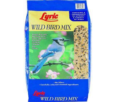 Lebanon Seaboard 26-47285 Lyric Wild Bird Feed, 5 Pound Bag