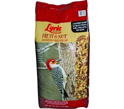 Lebanon Seaboard 2647344 Lyric 2647344 Fruit and Nut Bird Mix, 20 Pound Bag