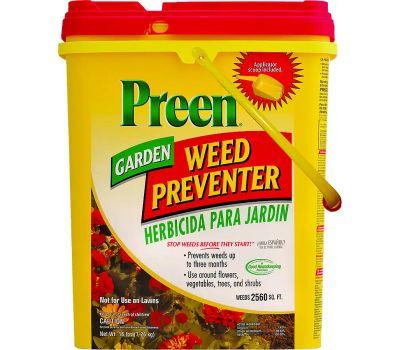 Lebanon Seaboard 2463800 Preen Drum Garden Weed Prevent