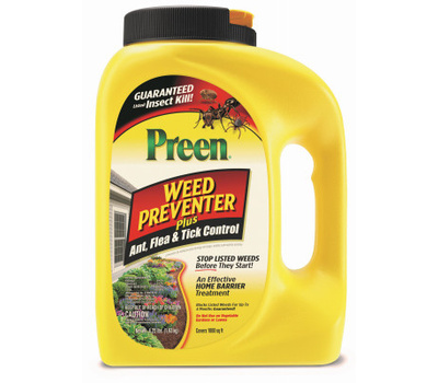 Lebanon Seaboard 2464070 Preen Preventer Weed W/Insect Cntrol