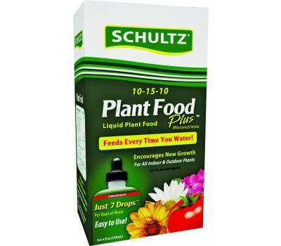 Schultz SPF45160 Fertilizer Liquid All Purp 4 Ounce