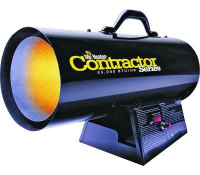 Mr Heater F271350 38,000 BTU Forced Air Propane Heater