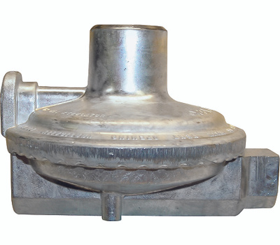 Mr Heater F273767 Mr. Heater Propane Regulator, Low-Pressure, Zinc