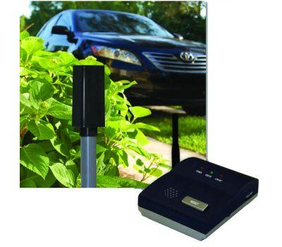 GTO FM231/FM131 Mighty Mule Driveway Vehicle Alert System, Black
