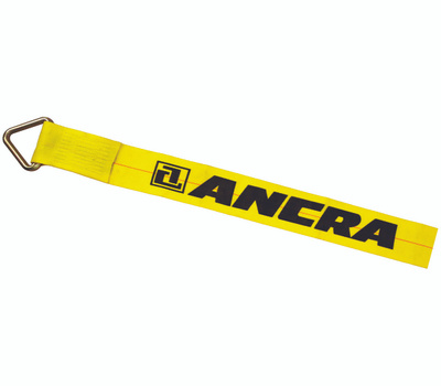 Ancra S-Line 43795-11-30 High Density Winch Strap 4 Inch By 30 Foot Load Limit 5400 Pounds