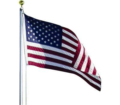 Valley Forge Flag AFP20F - KIT 20 Foot Aluminum Flag Pole
