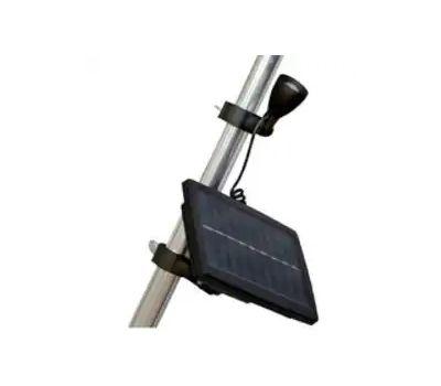 Valley Forge Flag FPML-1 Flagpole Micro Light, 1-Lamp, Led Lamp, Plastic Fixture, Black