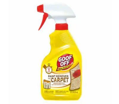 WM Barr FG910 Remover Paint For/Carpet 12 Ounce