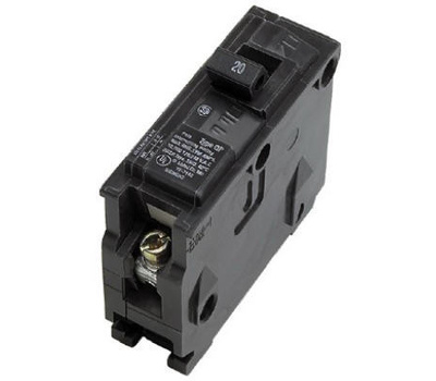 Connecticut Electric VPK ICBQ115 15 Amp Single Pole Interchangeable Breaker