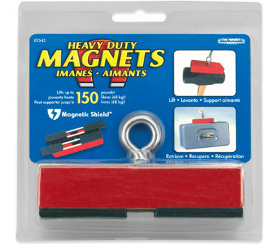 Master Magnetics 07542 150 Pound Retrieving Magnet