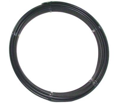 Cresline Endot 18103 Pipe, 1/2 in, Plastic, Black, 100 Ft L