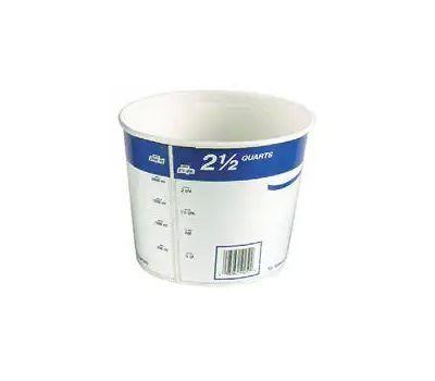 Encore 500434 2-1/2 Quart Paper Container