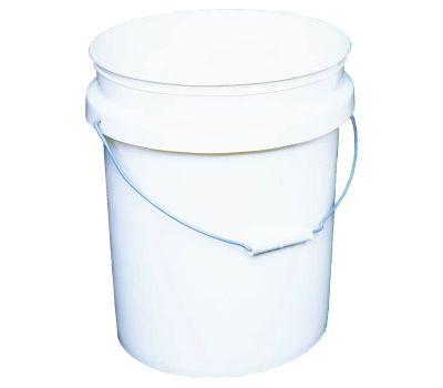 Encore 51677 5 Gallon Industrial Plastic Paint Pail Plastic