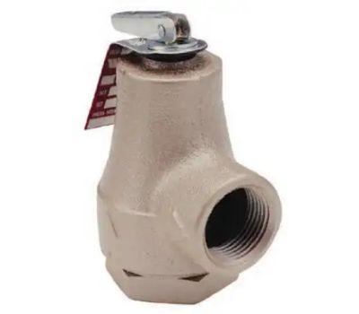 Watts Brass 374A 3/4 Boiler Relief Valve