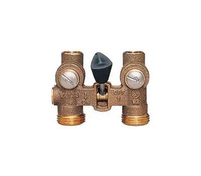 Watts Brass 1/2 2-M2 Wash Mach Shut Valve