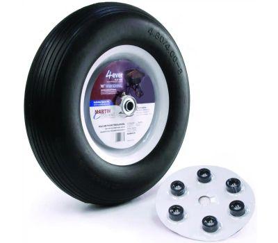 Martin Wheel 408RBPU31 Wheel Whlbrw Univ Ff 16in 3/4