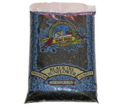 JRK Seed B200005 5 Pound Blk Sunflwr Food