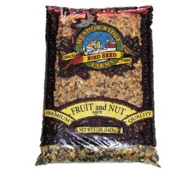 JRK Seed B200708 8 Pound Fruit/Nut Bird Food
