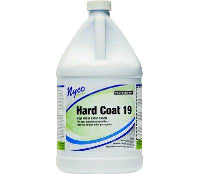 Nyco Products NL167-G4 Floor Finish, 128 Ounce, Liquid, Acrylic, White